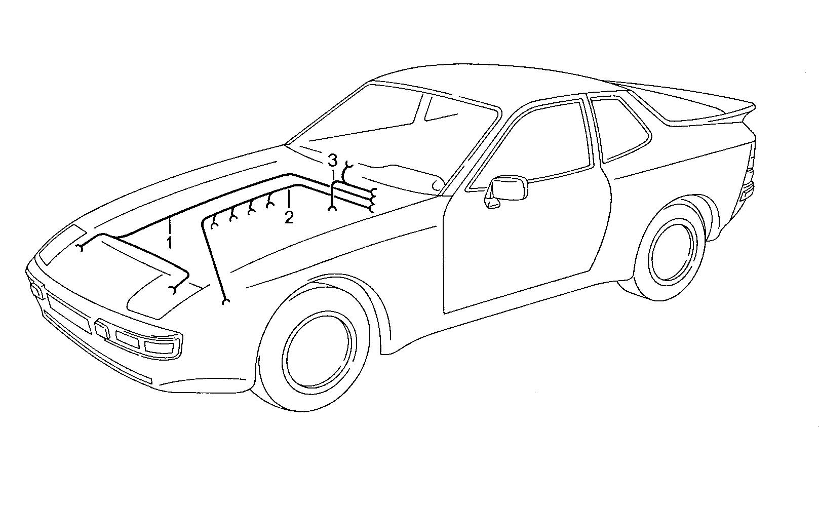 Porsche 944 1989 1991 porsche pet
