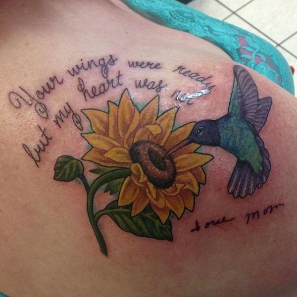 60+ Sunflower Tattoo Ideas - nenuno creative