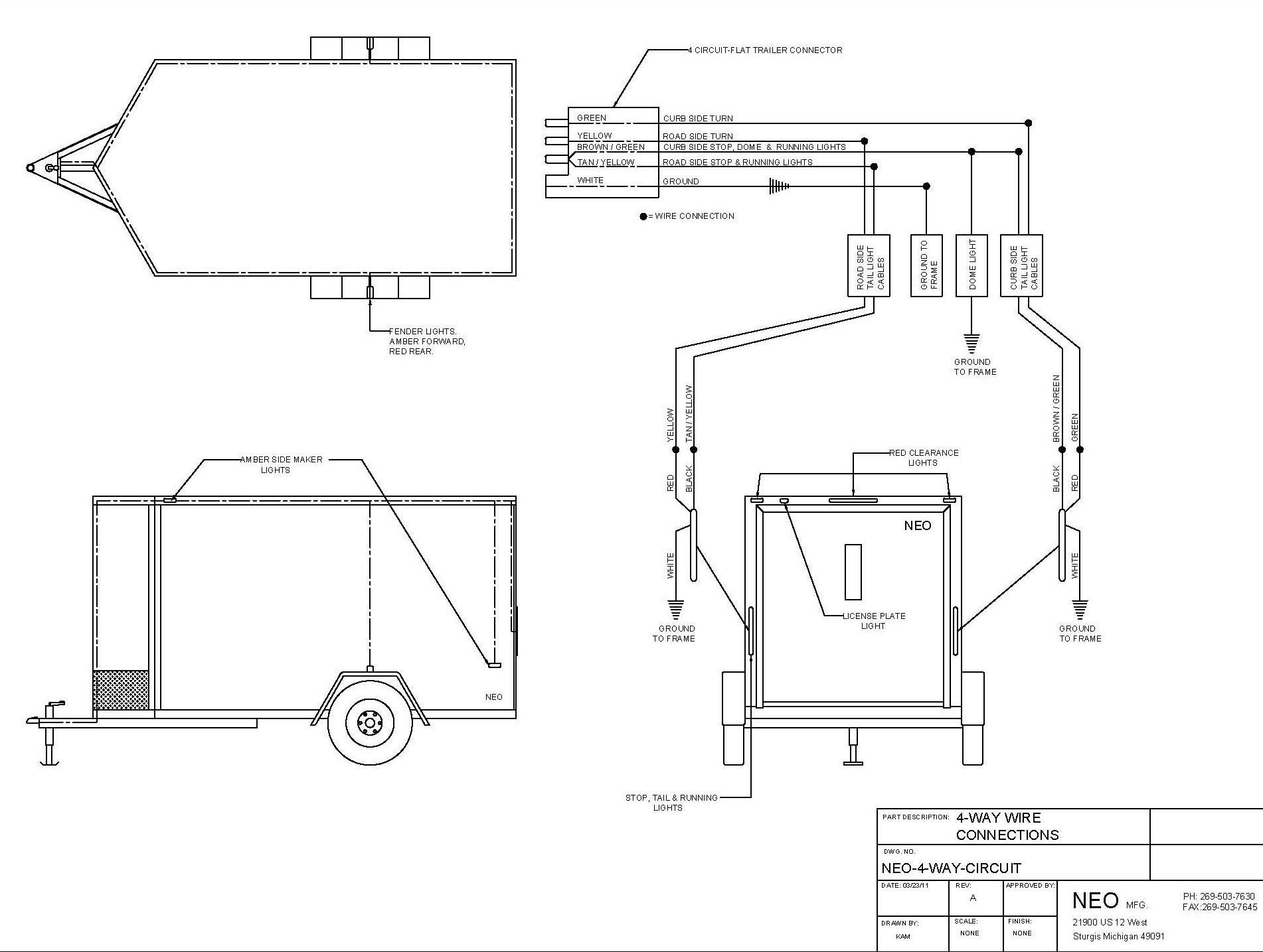 Wiring diagram for a utility trailer the wiring diagram wiring diagram