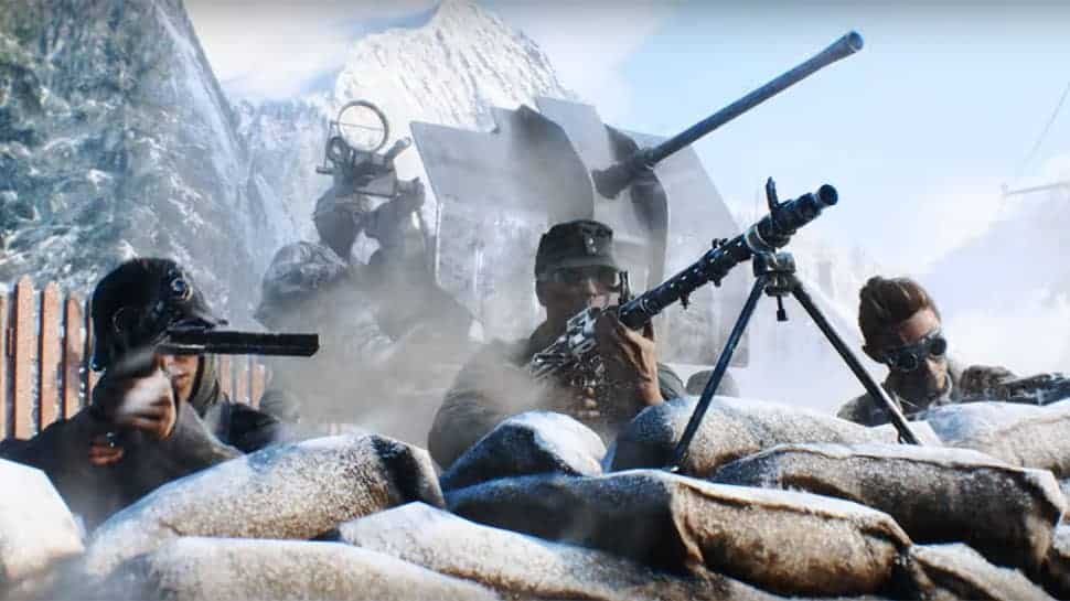 EA s New BATTLEFIELD V Trailer Offers a Glimpse of Multiplayer   Nerdist EA s New BATTLEFIELD V Trailer Offers a Glimpse of Multiplayer
