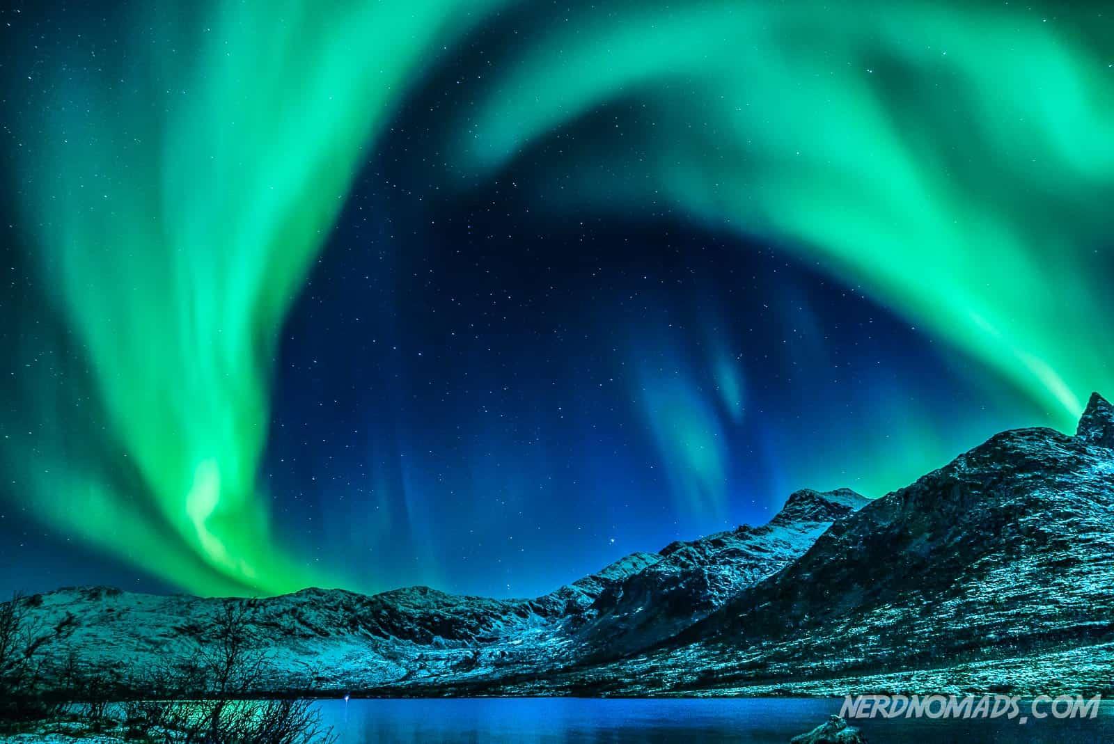 Tromso Norway Northern Lights