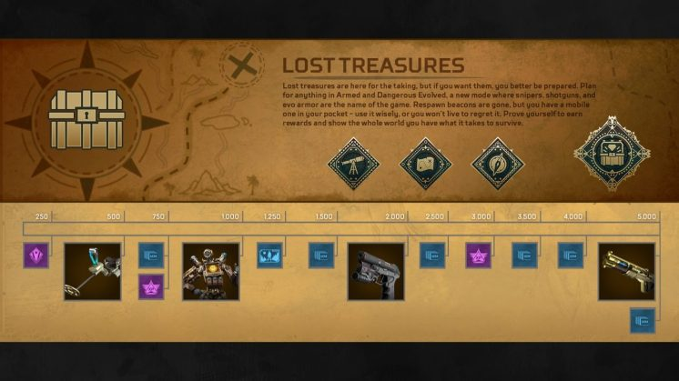 Apex Legends: Lost Treasure, Crypto Town, Lifeline