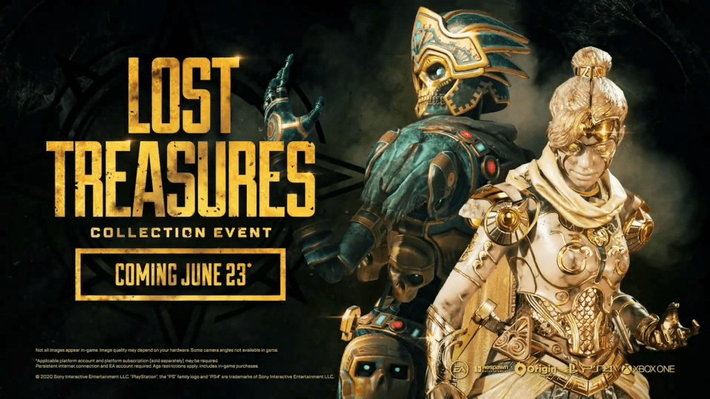 Apex Legends - Lost Treasures: evento Crypto, update e buff