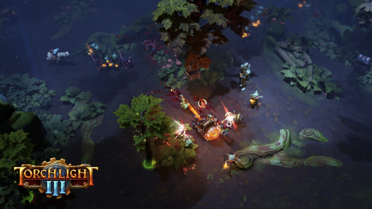 Torchlight III Accesso Anticipato - PC Steam