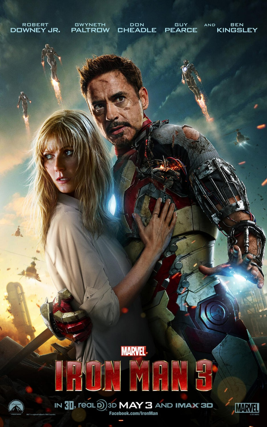 Review Shooter: Iron Man 3 – Nerds on the Rocks