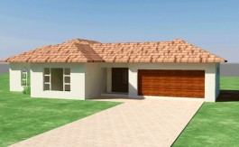 Single storey house plan 3 bedroom house plan building plans floor plans simple house plans with photos house plans south africa floorplanner 3 bedroom house plans single storey home design free house plans Traditional style house plan, 3 bedroom, single storey floor plans