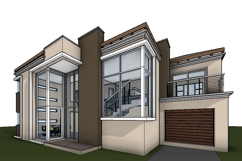 6 Bedroom Double Storey House Plans South Africa ...