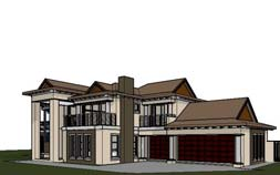southern living house plans Small house plans south africa building plans floor plans double story architectural designs 4 bedroom house plan, 4 bedroom online house plans South Africa, Bali Style 4 bedroom house plans SA by Nethouseplans, Fourways, South Africa 3D model 3D render 3D visualisation house plans with 3 garages double story house architectural design