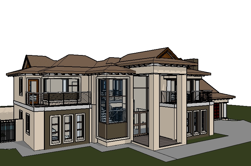 house plans south africa 3 bedroom house plans 3d house ...