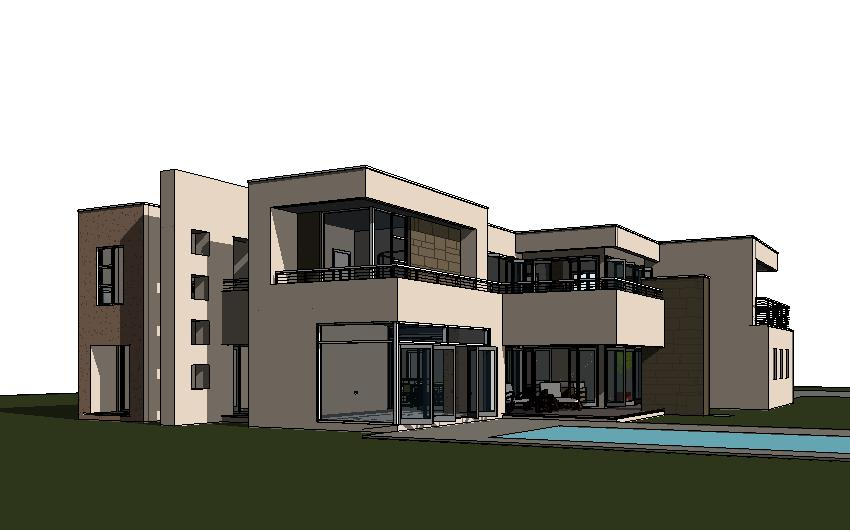 House Design | 4 Bedroom House Plans South Africa ...