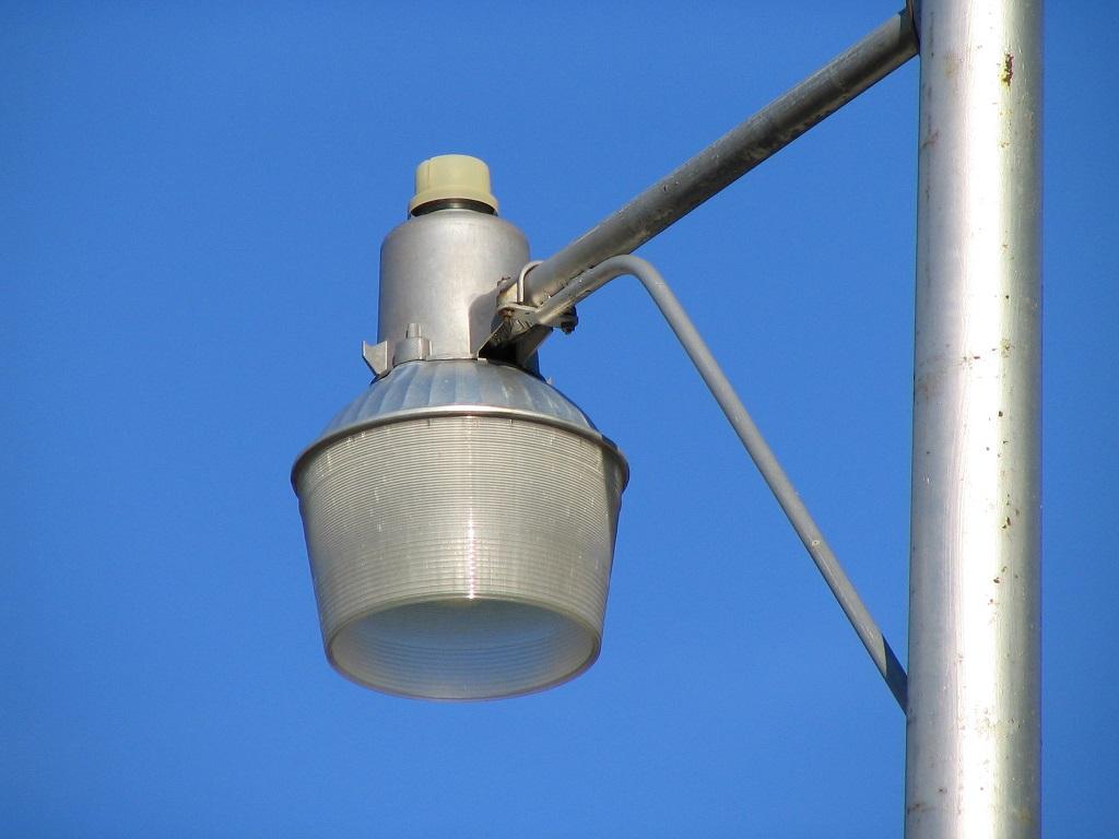 Mercury Vapor Light Fixtures