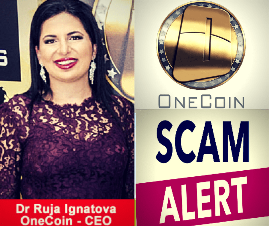 OneCoin - Ponzi Scheme investigation in India