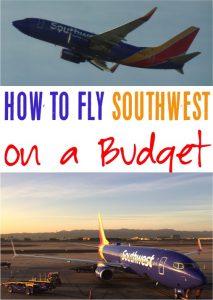 Free Southwest Airlines Gift Card Money Saving Hacks