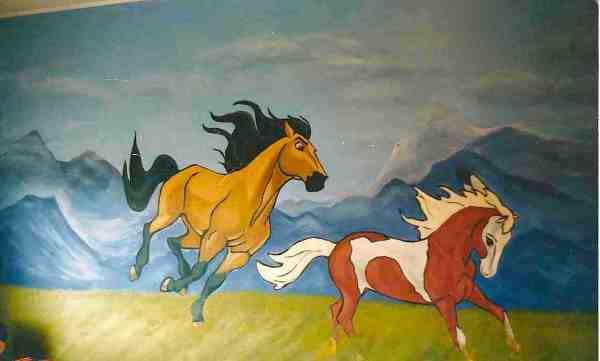 paint spirit stallion of the cimarron # 11