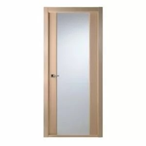 Grand 202 Interior Door Bleached Oak Eurodoors
