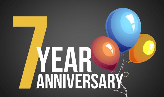 Happy 10 Year Work Anniversary