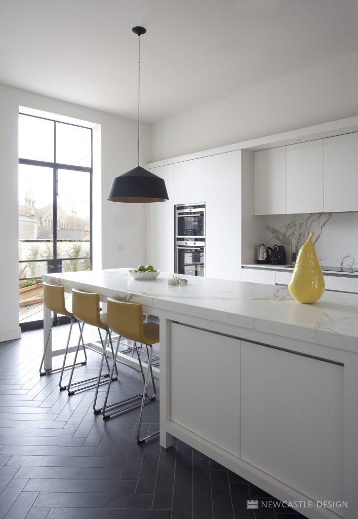 Contemporary Amp Modern Kitchen Design Ireland Newcastle
