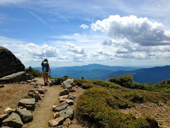 Mount Lafayette Trail Nh