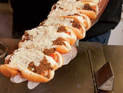 Olneyville New York System Hot Wieners | Local Flavor ...