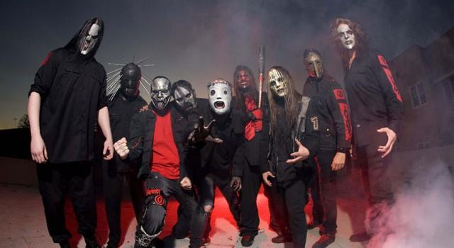 Years Over Slipknot Masks