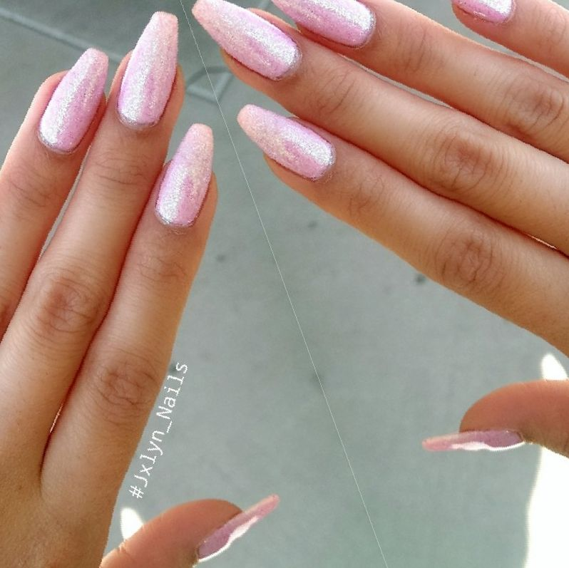 Matte Pastel Rainbow Acrylic Nails Nail And Manicure Trends