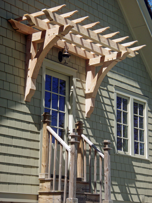 Timber Frame Entrance Gallery New Heritage Woodworking