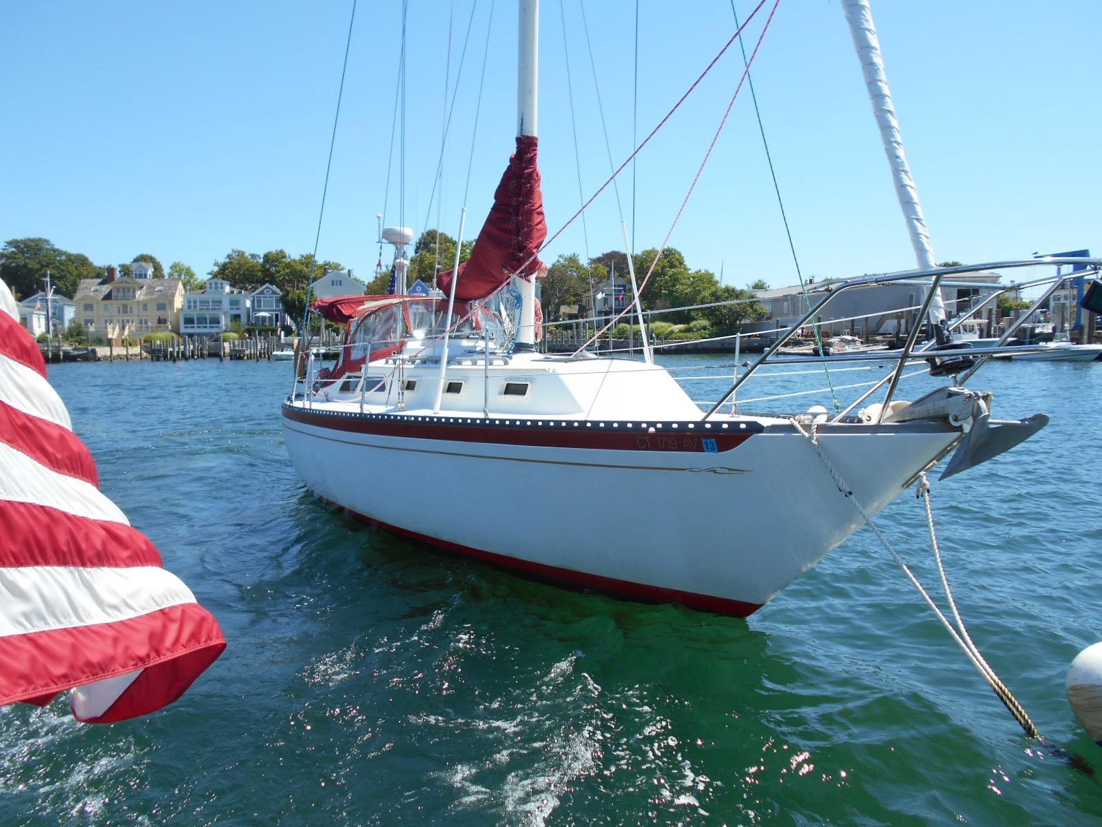 1979 Islander 36 Sail Boat For Sale - www.yachtworld.com