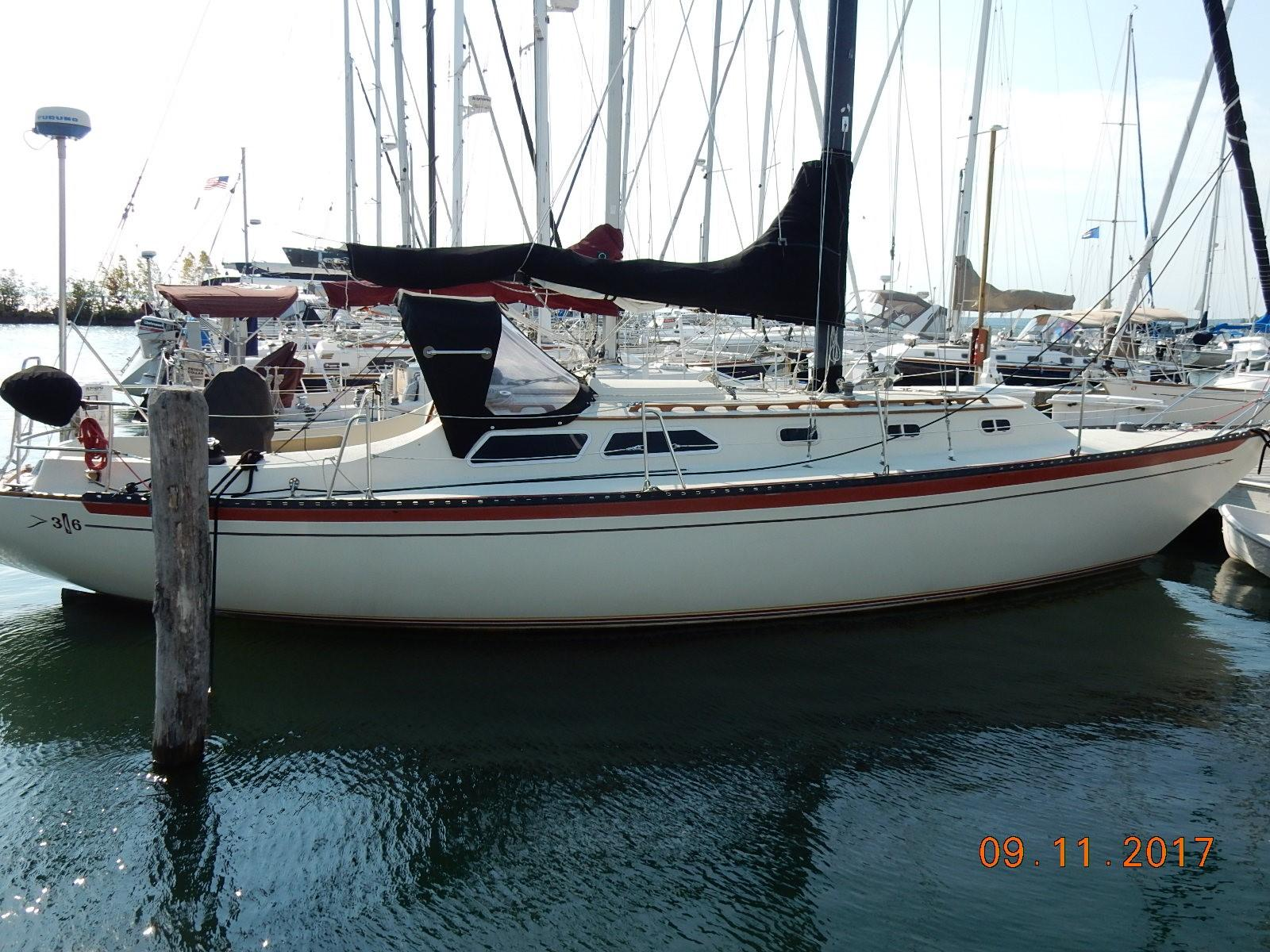1978 Islander 36 Sail Boat For Sale - www.yachtworld.com