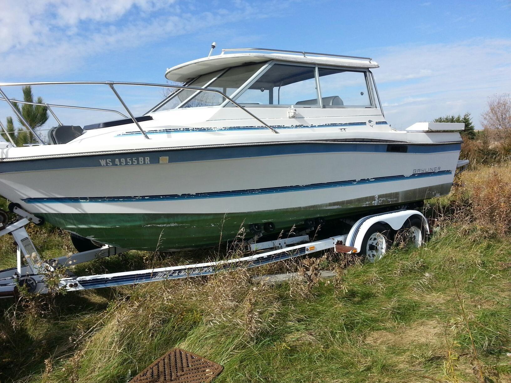 Change Starter 1988 Bayliner Omc Boat
