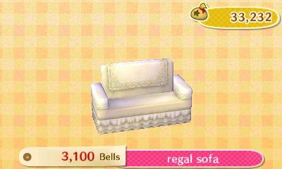 Regal Sofa New Leaf Hq