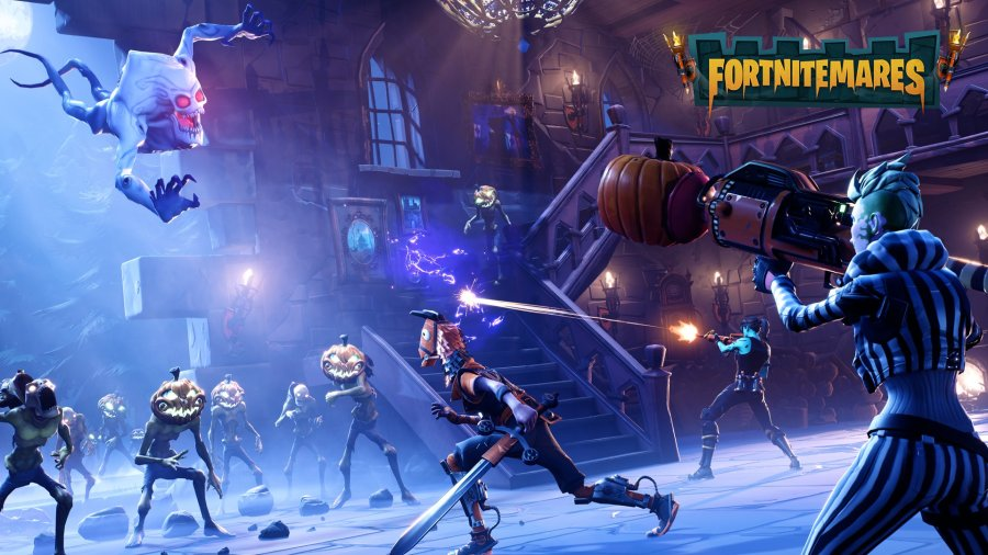 Fortnite s New Update is Cool  but it Doesn t Fix Loot Boxes The Fortnite Fortnitemares Update Is Cool  But Doesn t Fix Loot Boxes