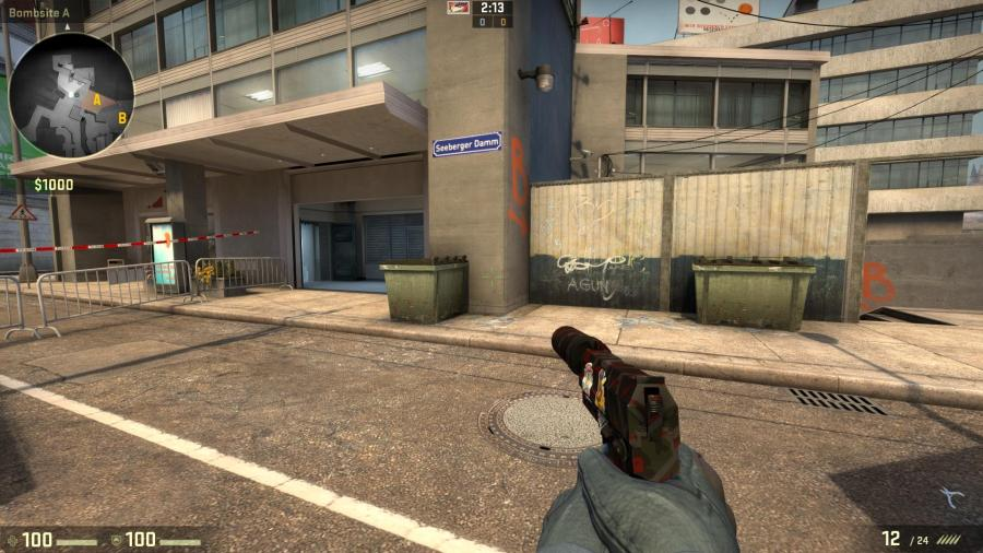 New CS GO Update Brings Back 1 6 Crosshair Style  Makes Map Changes The new CS GO patch brings a new crosshair and changes to Overpass