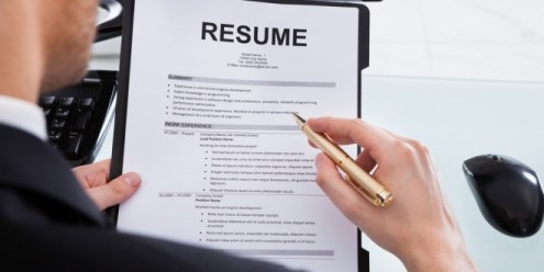 Building a professional resume   Extension Daily Building a professional resume