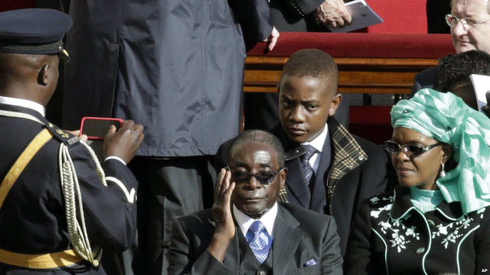 Government Zimbabwe Ancient