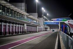 話題-F1カタールGPの開催を前に、ロサイル・インターナショナル・サーキットのピットレーン入り口を大幅改修