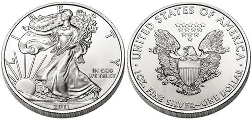 2000 Buffalo Silver 1 Oz