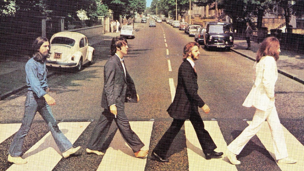 Beatles Computer Background