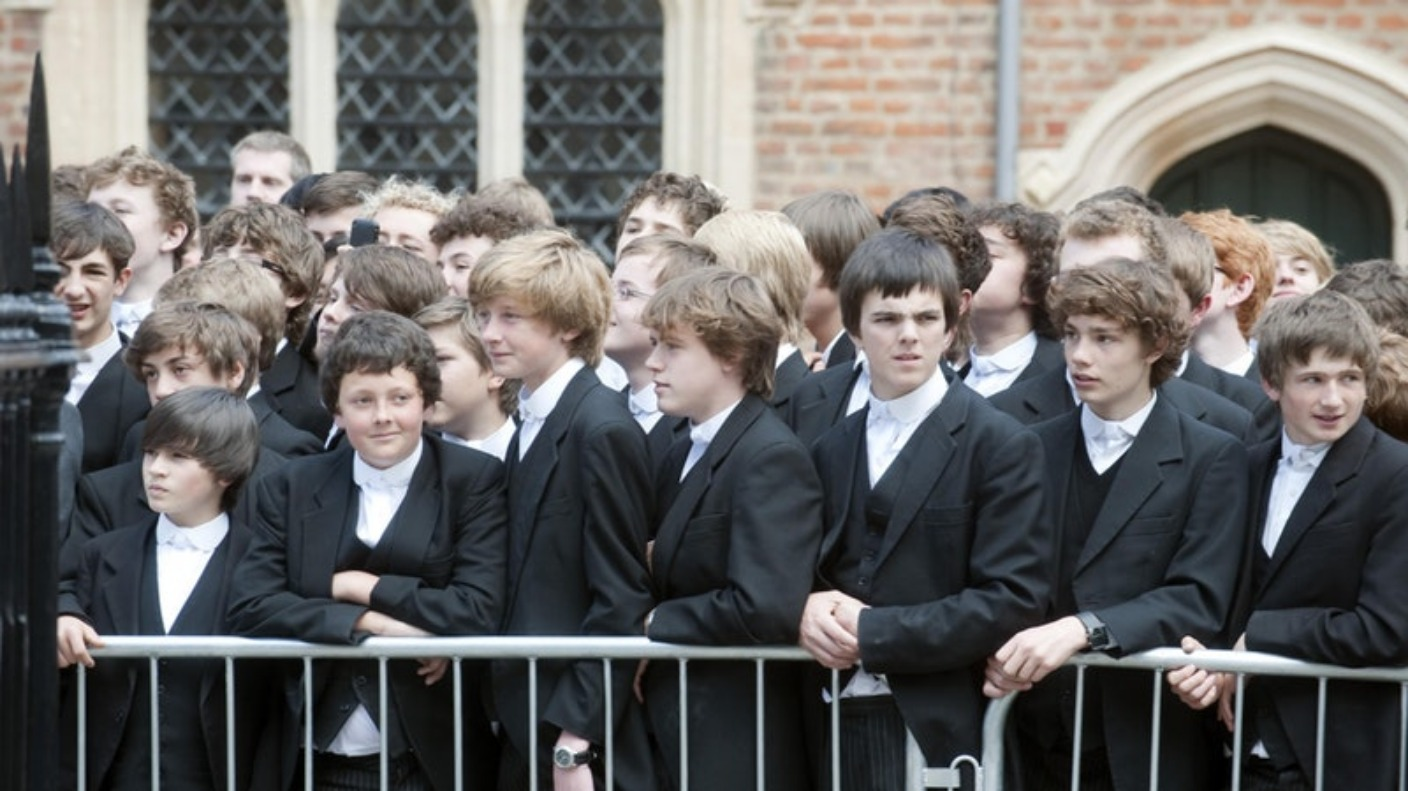 Former private school pupils 'dominate Britain's top jobs ...