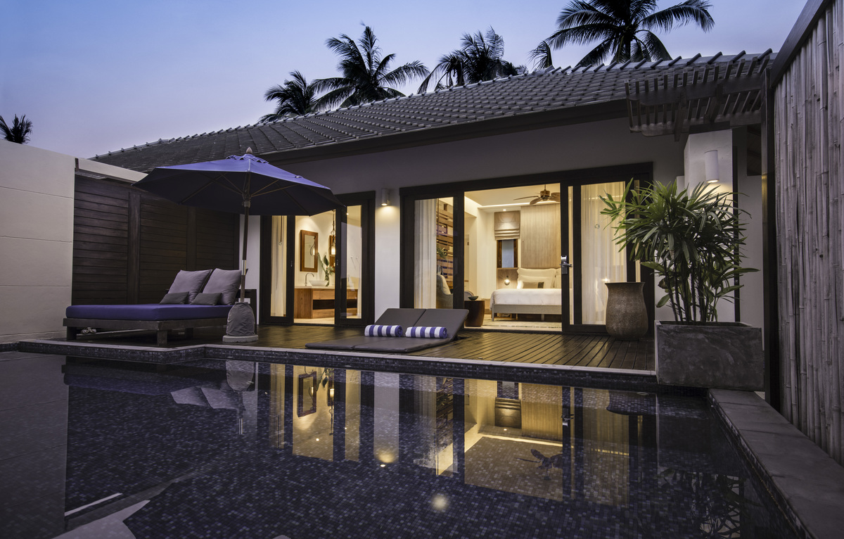 Outrigger Koh Samui Beach Resort Outrigger Hotels And