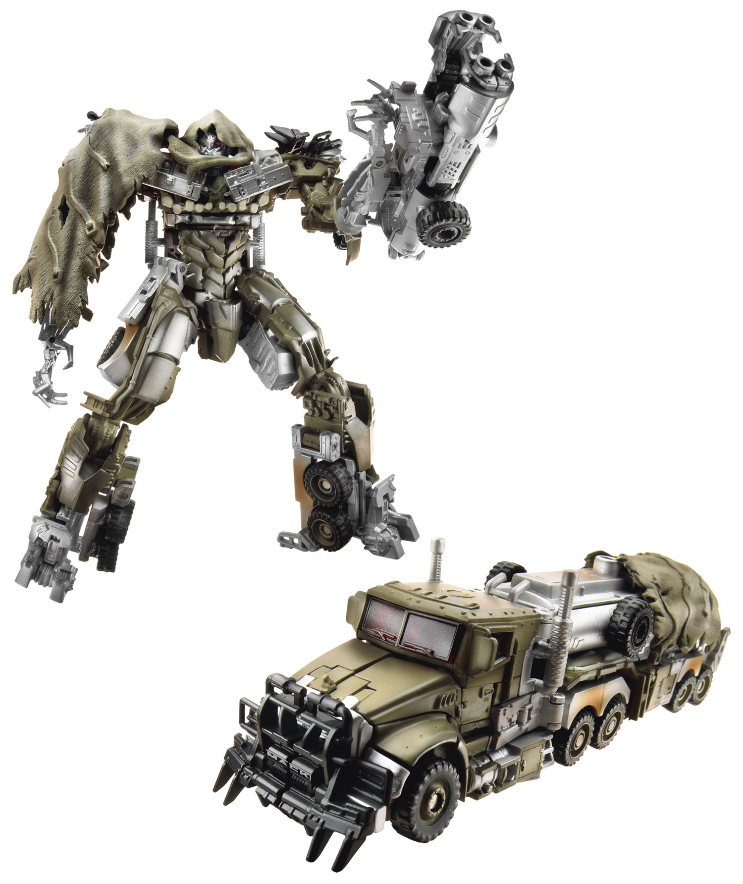 Transformers: Dark Of The Moon Sentinel Prime Toy Revealed ...