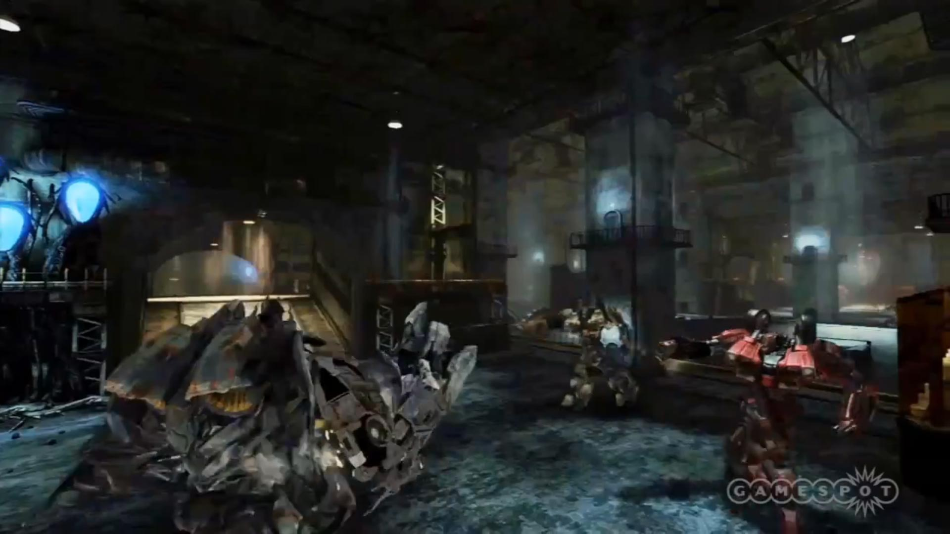 New Transformers: Dark Of The Moon Game Trailer Reveals ...