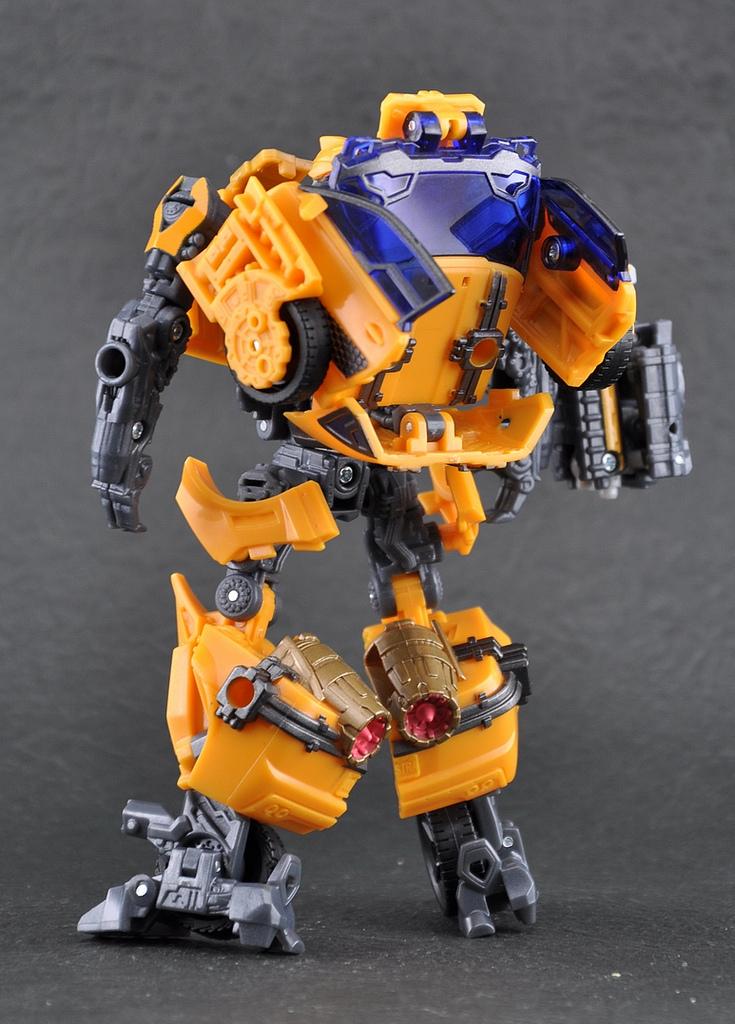 Transformers: Dark Of The Moon Deluxe Class Nitro ...