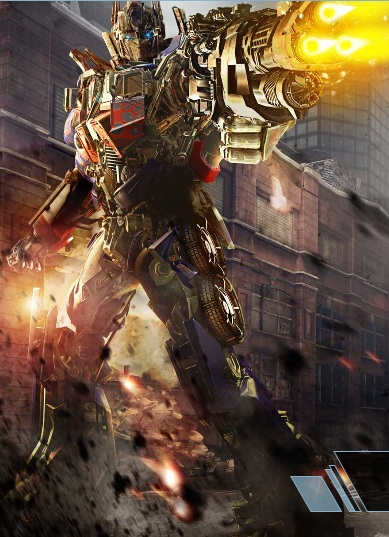Transformers: Dark Of The Moon Video Game Site Update ...