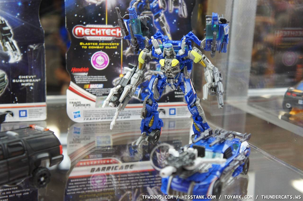 Transformers Dark of the Moon Toys at SDCC 2011 ...