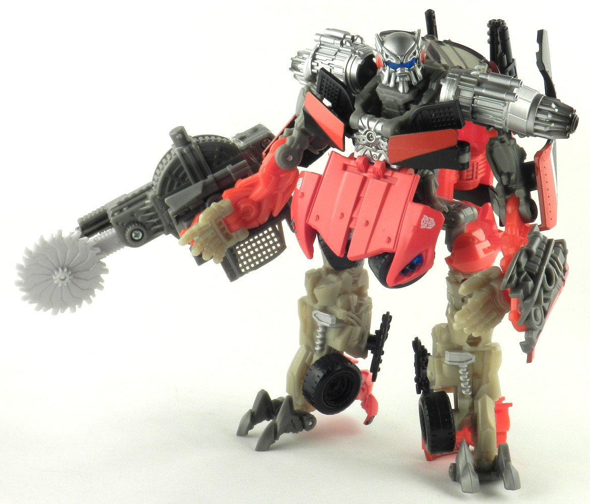 TFW Dark of the Moon Leadfoot Gallery - Transformers News ...