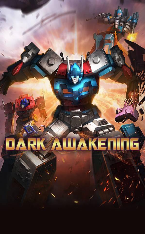 Transformers: Legends Event - Dark Awakening Now Live ...
