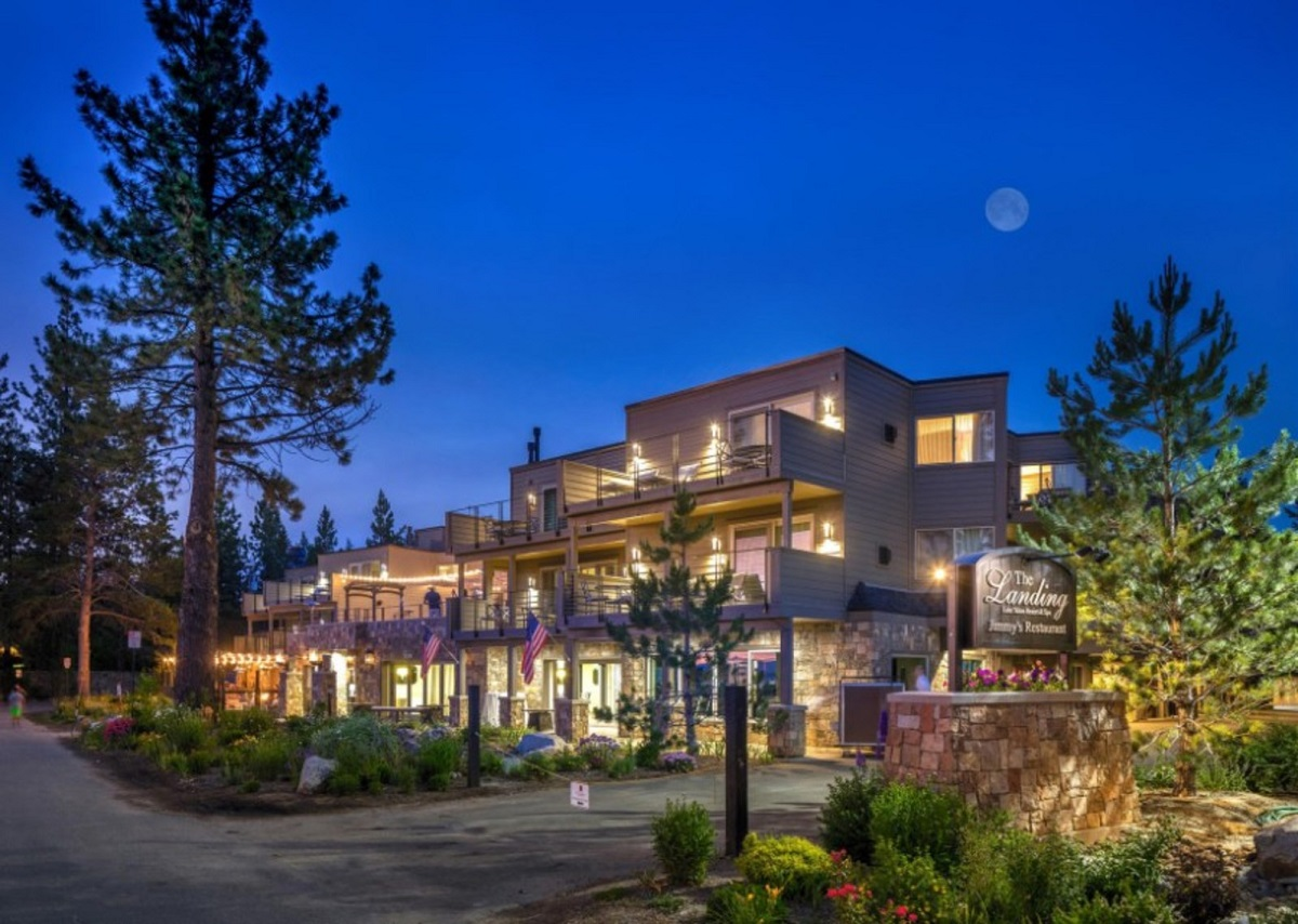 Best Kitchen Gallery: Diamondrock Acquires The Landing Resort Spa In Lake Tahoe For 42 of South Lake Tahoe Resort Hotel  on rachelxblog.com