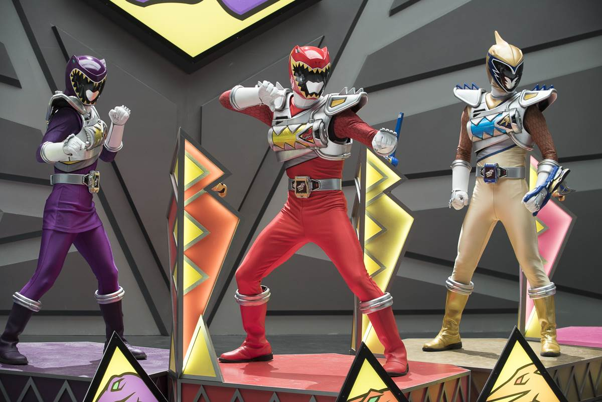 Power Rangers Dino Charge Stingrage