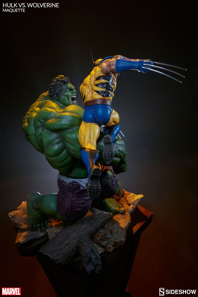 hulked out wolverine - 667×1000