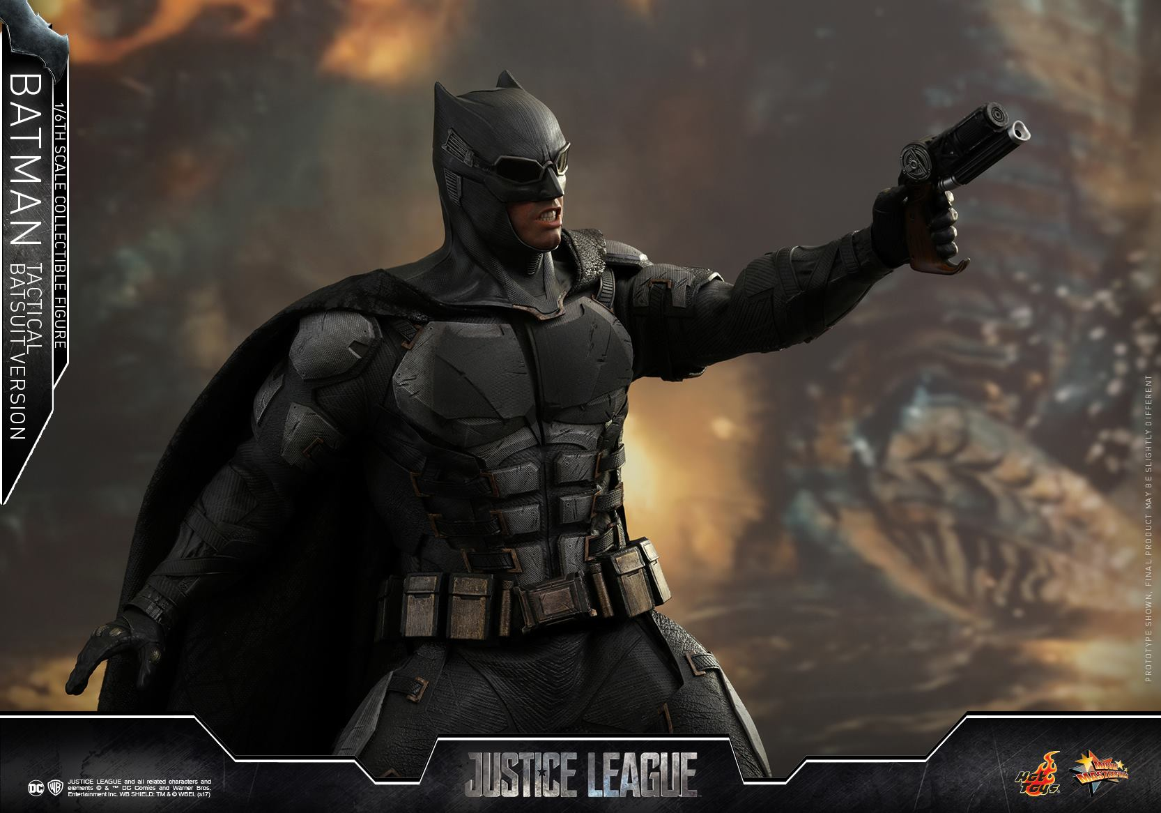 2017 League Mother Box Justice